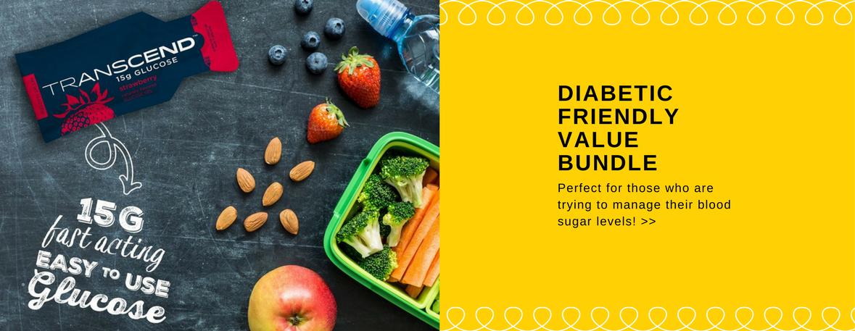 Whey Direct Australia Diabetic friendly value bundle