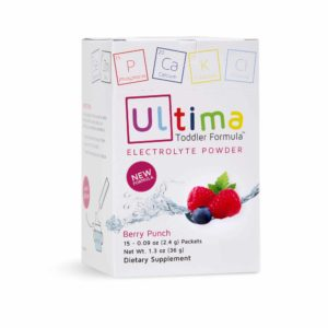 Ultima Toddler Berry Punch Hydration Australia