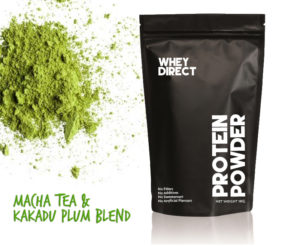 WPI with Matcha Green Tea and Kakadu Plum