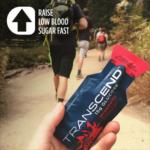 Whey Direct Transcend Glucose Gel Australia