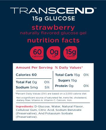 Transcend Glucose Gel Australia 6