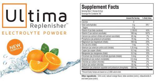 Ultima Replenisher hydration Powder Australia