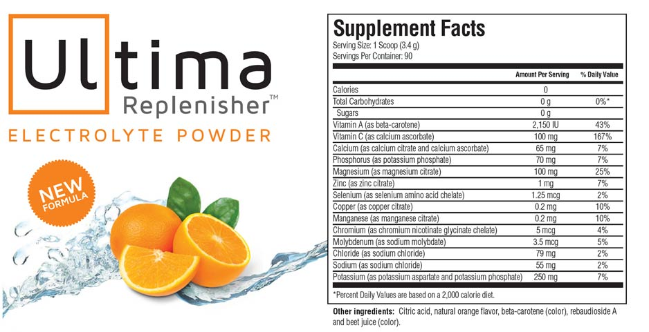 Ultima Replenisher hydration Powder Australia