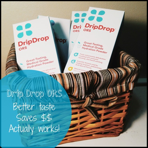 Dripdrop Ors medical grade hydration in australia
