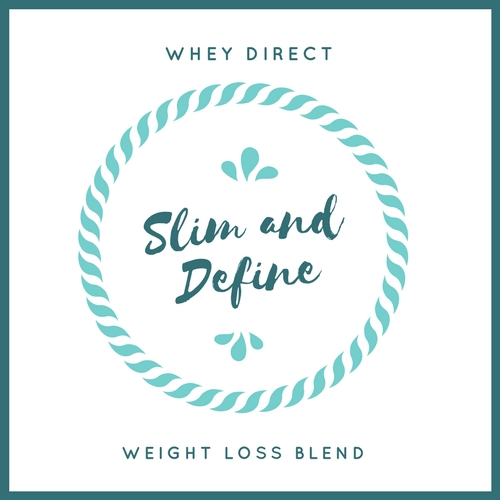 Whey Direct Slim and Define Weight Loss Blend Australia
