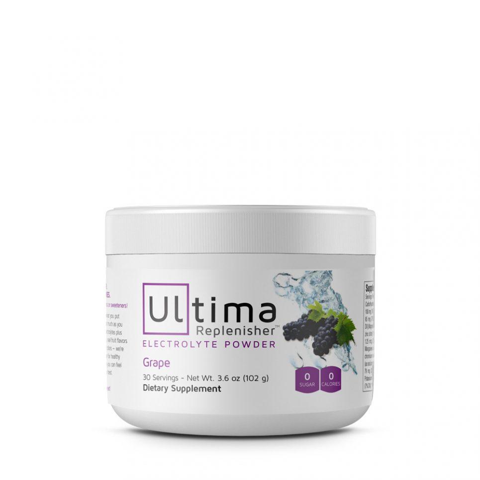 Grape Ultima Replenisher Tub 30 serving WheyDirect