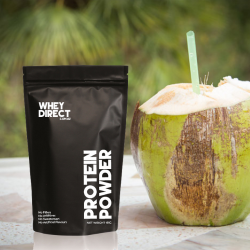 Whey Direct Coconut Water whey protein isoate _ vanilla
