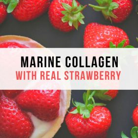 100% Wild Caught Marine Collagen • No added sugar - Whey Direct Australia