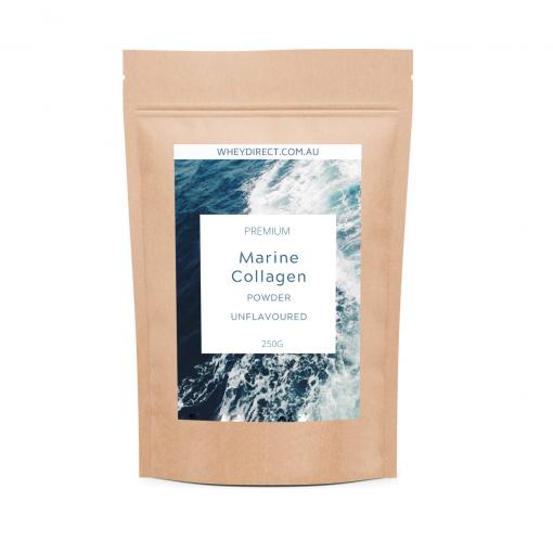 Whey Direct Premium Marine Collagen Unflavoured Photo